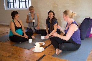 Yoga Birth training