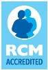 Royal College of Midwives accredited Logo