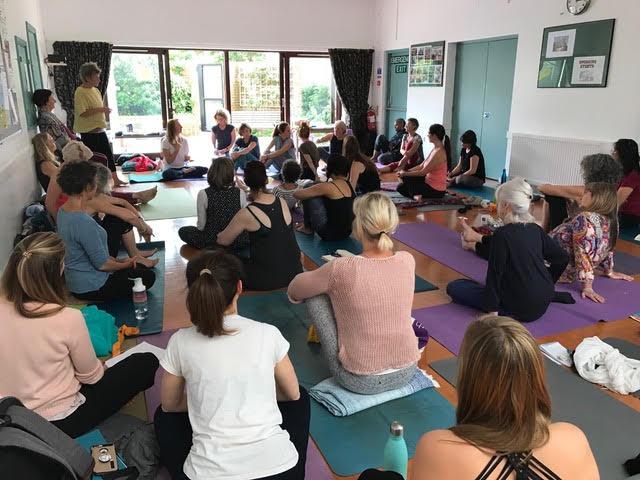 YogaBirth Study Weekend
