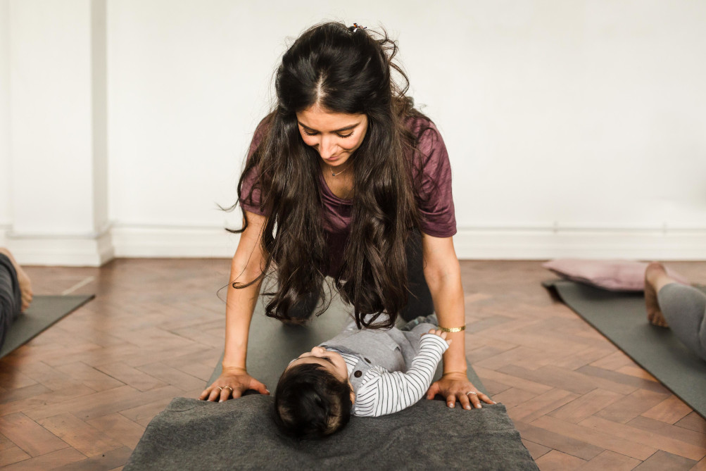 Postnatal Yoga Class