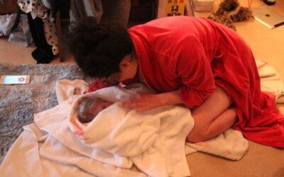 Birth Story – Janine and Cara